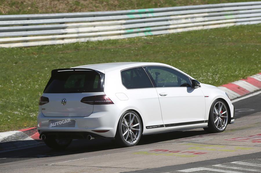 Volkswagen Golf GTI Clubsport S confirmed with 305bhp