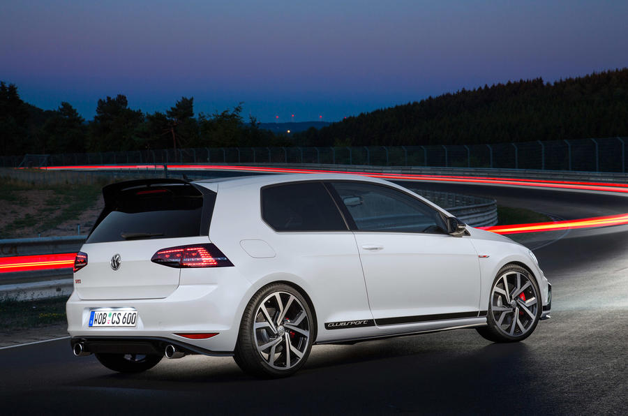 Volkswagen Launches Golf Gti Clubsport Edition 40 Autocar