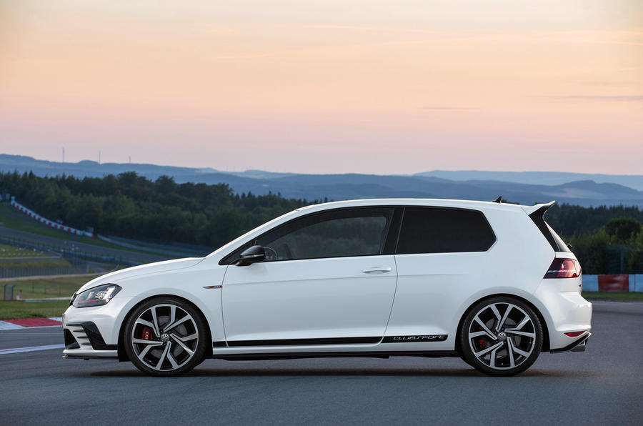 Volkswagen Golf GTI Clubsport Edition 40