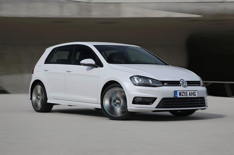 2015 Volkswagen Golf 1 4 Tsi 150 R Line Review Review Autocar