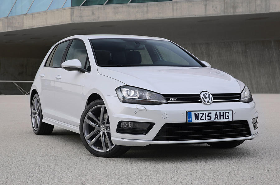 3.5 star Volkswagen Golf R-Line