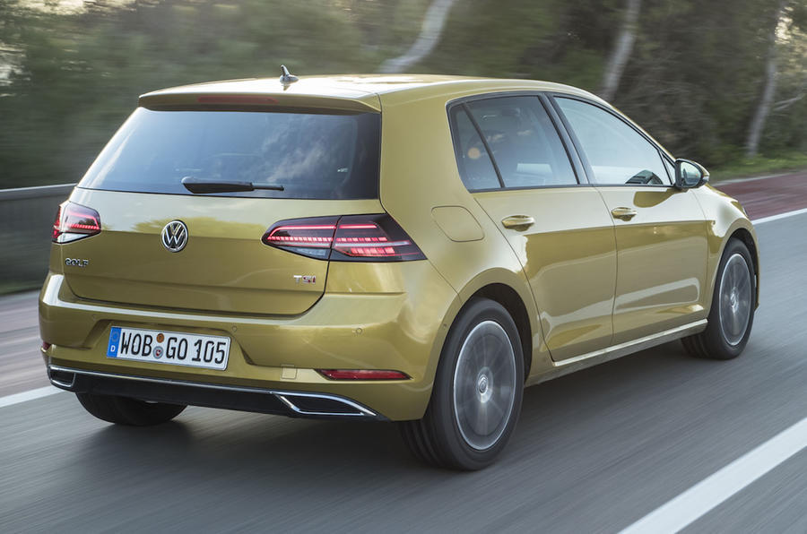 ... Golf will be replaced by an all-new eighth-generation model in 2019