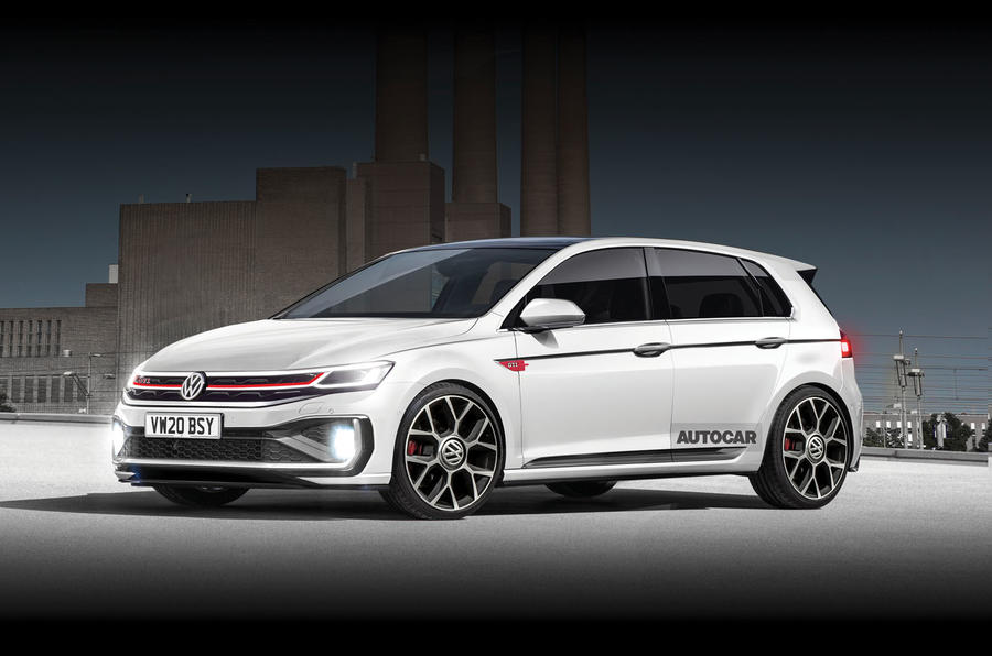 volkswagen ditches hybrid plans to play to golf gti s. Black Bedroom Furniture Sets. Home Design Ideas