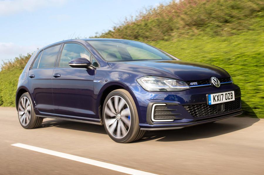 Orders suspended for Volkswagen Golf GTE