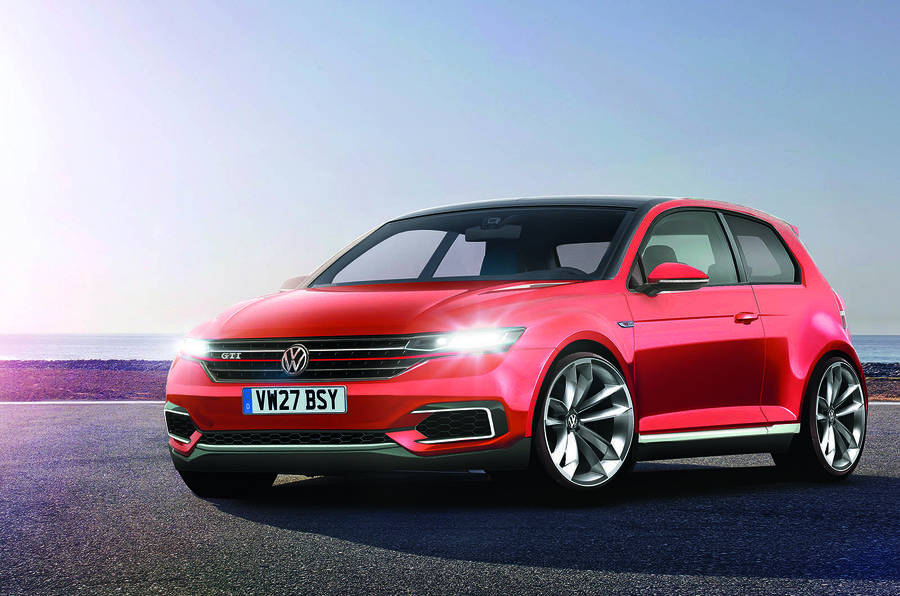2020 Volkswagen Golf Gti To Get Hybrid Performance Boost