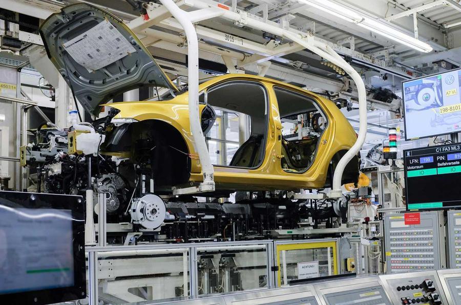 Volkswagen faces production halt amid WLTP certification delays