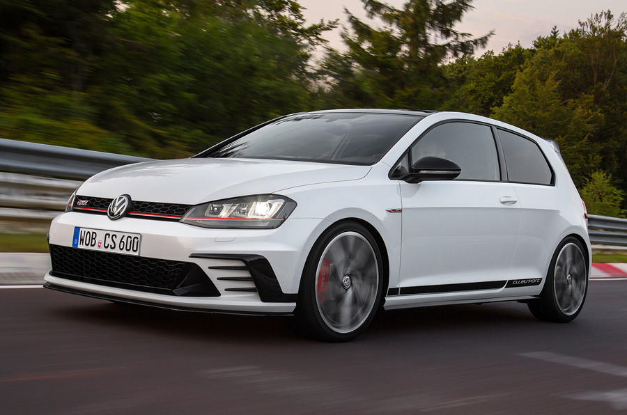 Radical volkswagen golf gti clubsport arriving in 2016 for Motor club company reviews