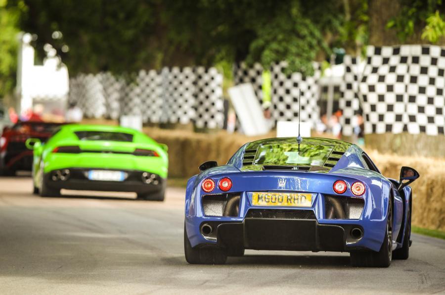 Original 2015 Goodwood Festival Of Speed Report And Gallery  Autocar