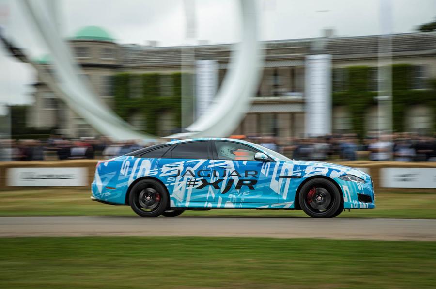 2015 - [Jaguar] XJ Restylée - Page 3 Goodwood-2017-165