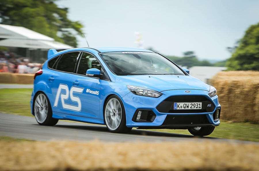 2016 Ford Focus RS - prices, specs, engine details Goodwood Festival