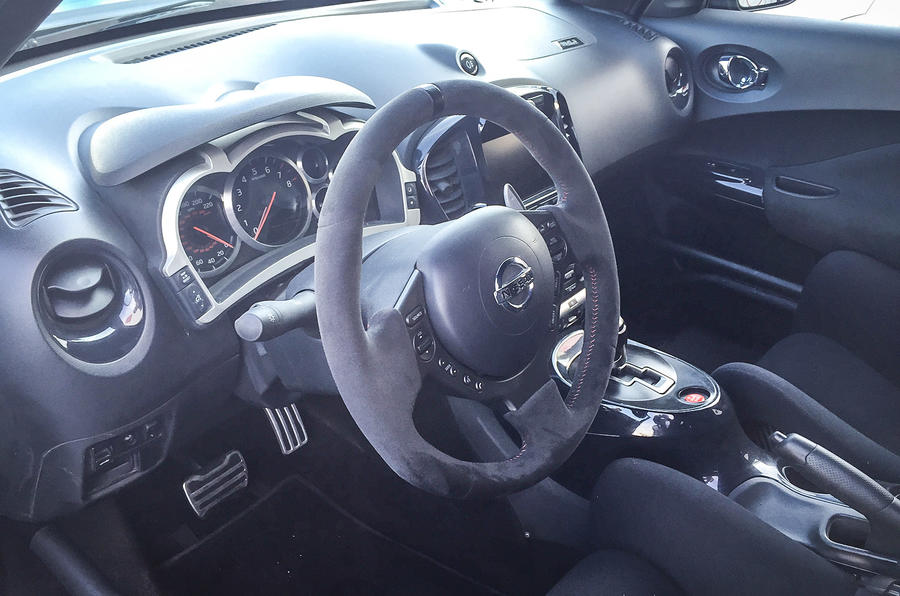 Nissan Juke R 2.0 Revealed At Goodwood