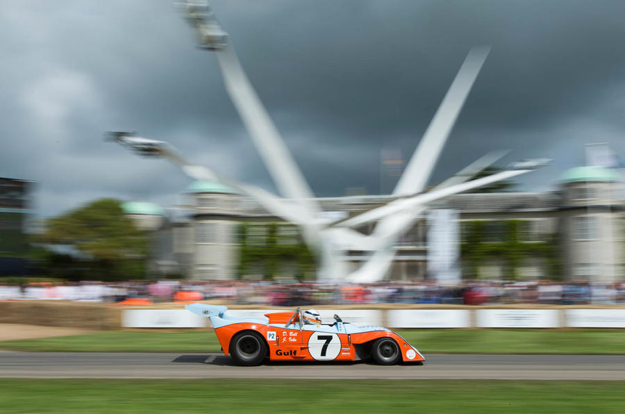 Goodwood Festival of Speed preview - McLaren 570S to make debut