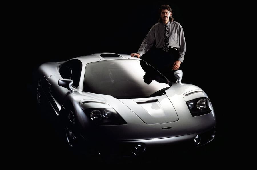 Gordon Murray Automotive brand launched ahead of sports car reveal