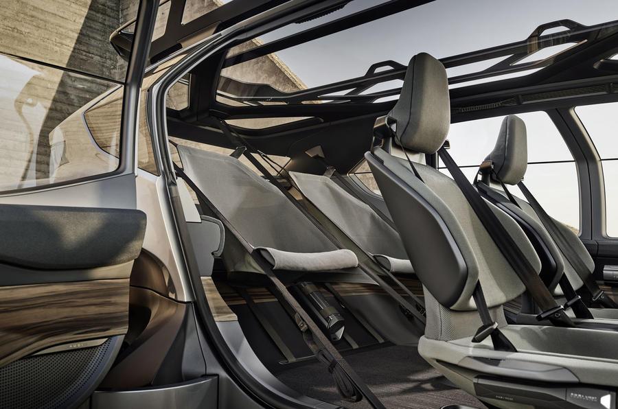 Frankfurt Motor Show 2019: Audi AI: Trail electric concept goes off-roading class=