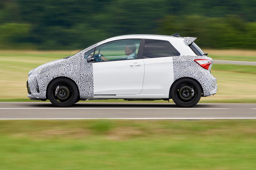 Yaris Sporty 2017 >> Toyota Yaris GRMN prototype review: can it rival the Ford Fiesta ST?   Autocar