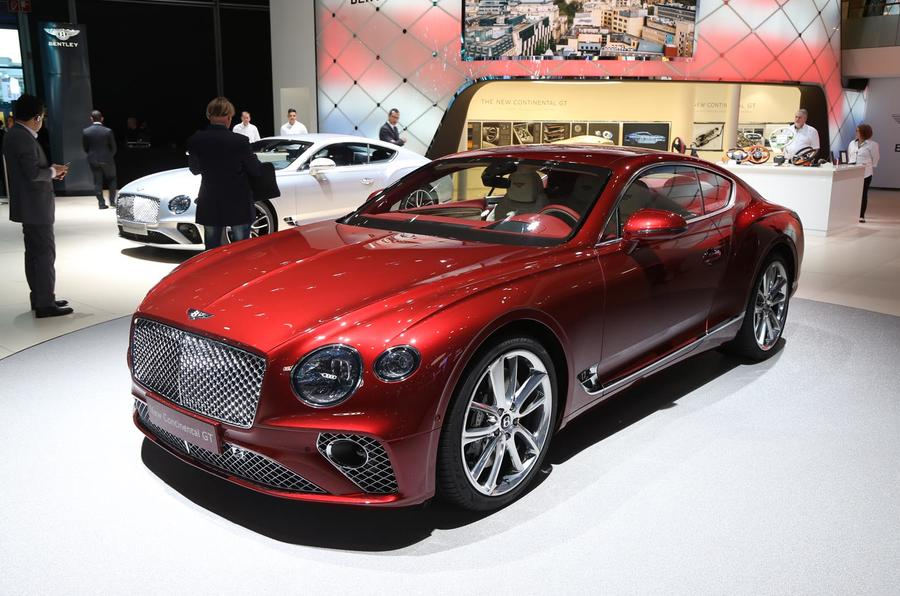 New Bentley Continental Gt Revealed Full Specs And Video Autocar