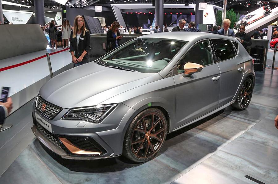 seat leon cupra r 306bhp hot hatch limited to 799 units autocar. Black Bedroom Furniture Sets. Home Design Ideas