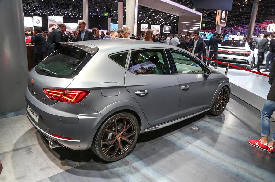 Seat Leon Cupra R: £34,995 for range-topping 306bhp hot hatch