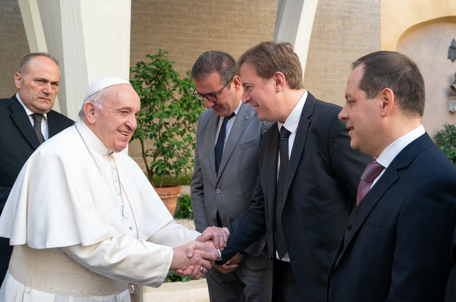 Vatican Receives Modified Dacia Duster As New Popemobile Autocar