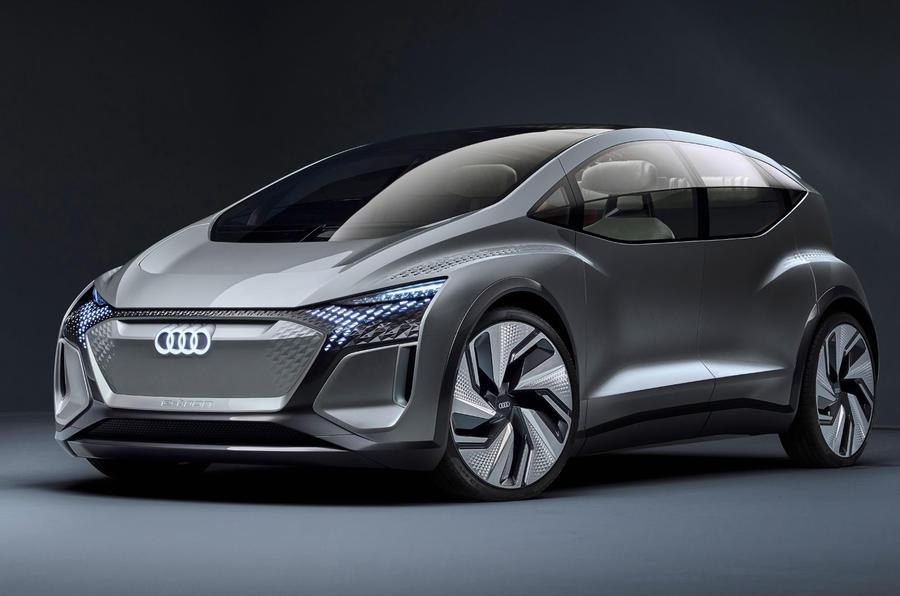 2019 - [Audi] AI:me E-Tron / AI:Trail Quattro Gruppe02