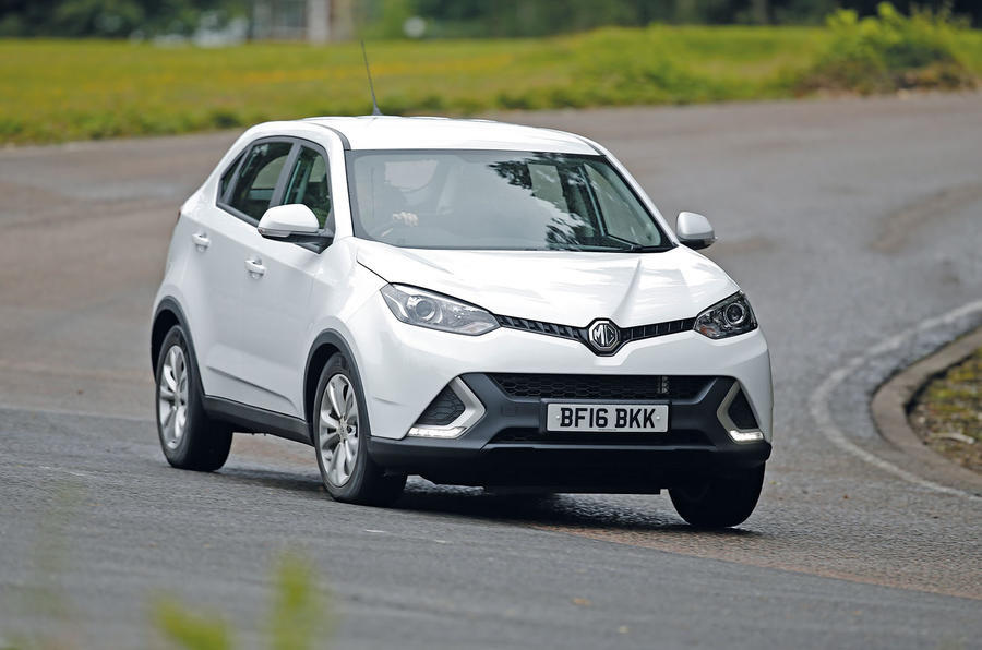 MG plans six car UK line-up