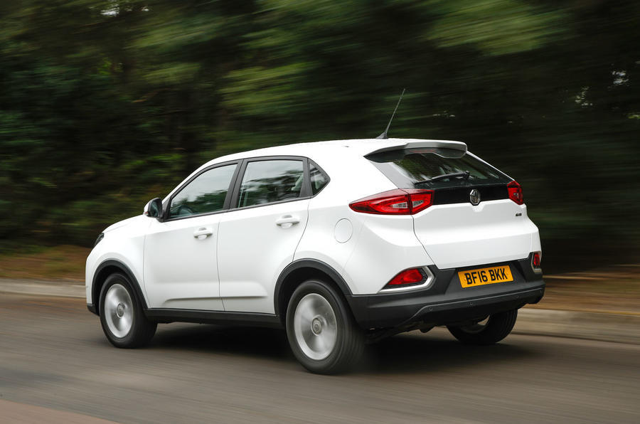 MG to expand its SUV lineup at both ends