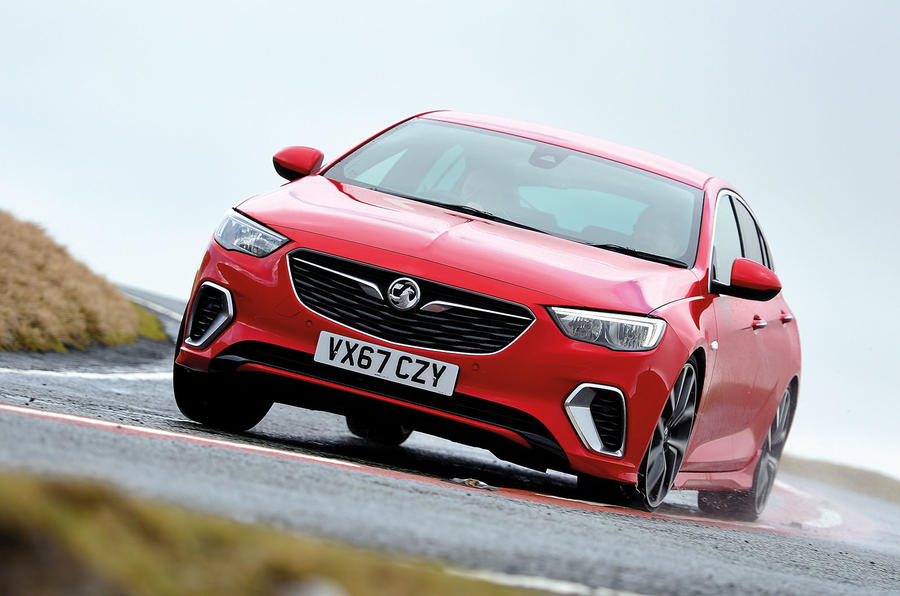 First Ride Vauxhall Insignia Gsi Is It A True Drivers Car Autocar