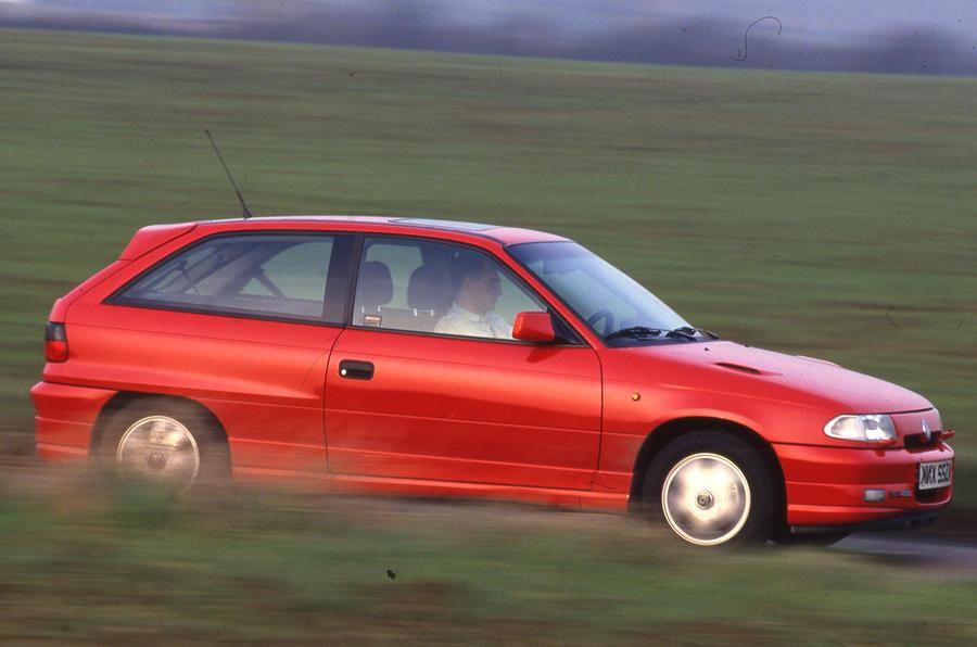 1997 Vauxhall Astra Mk3