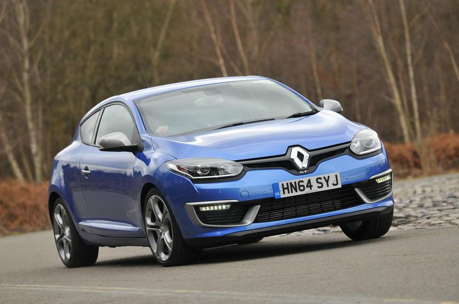 Renault megane gt 220