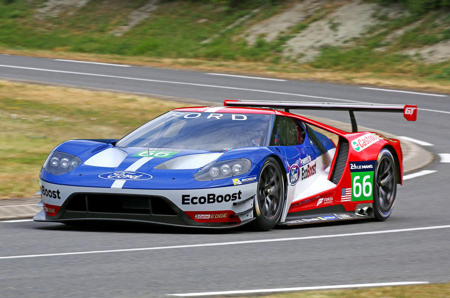 2016 Ford gt Race Car 2016 Ford gt New Video Shows