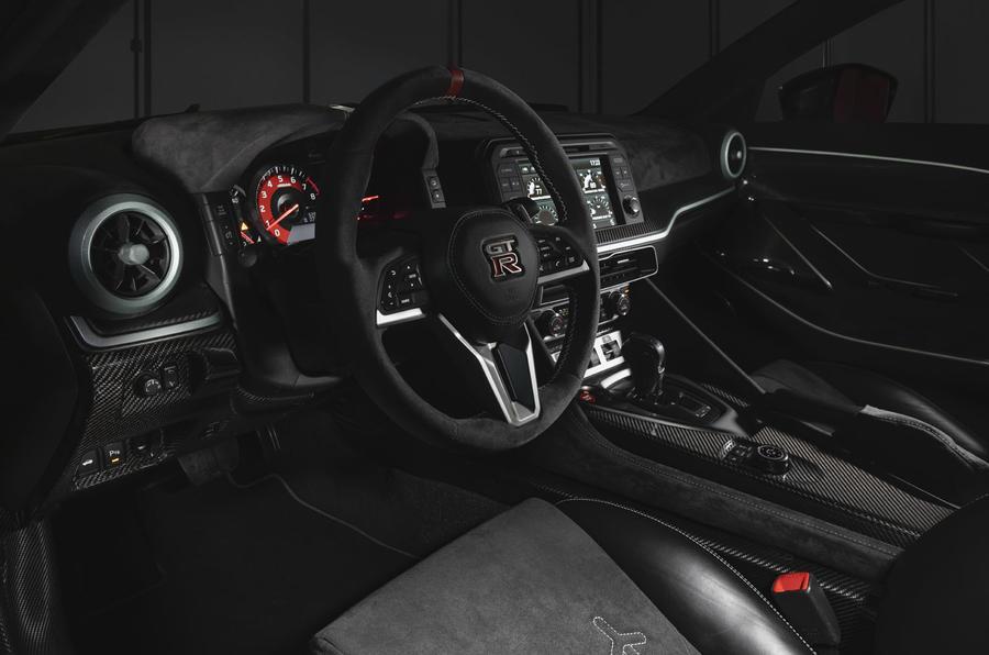2020 Nissan GT-R 50 by Italdesign