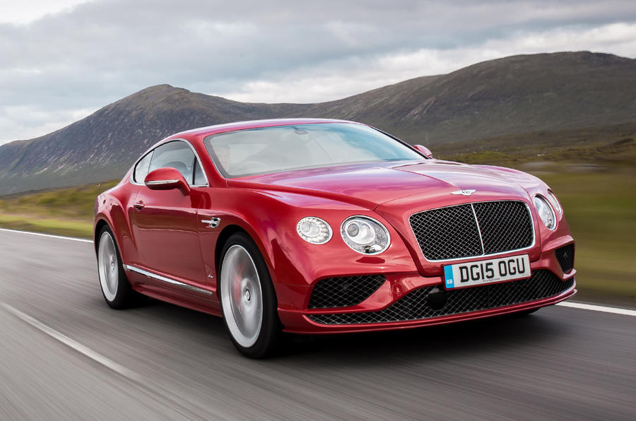2015 Bentley Continental GT Speed review | Autocar