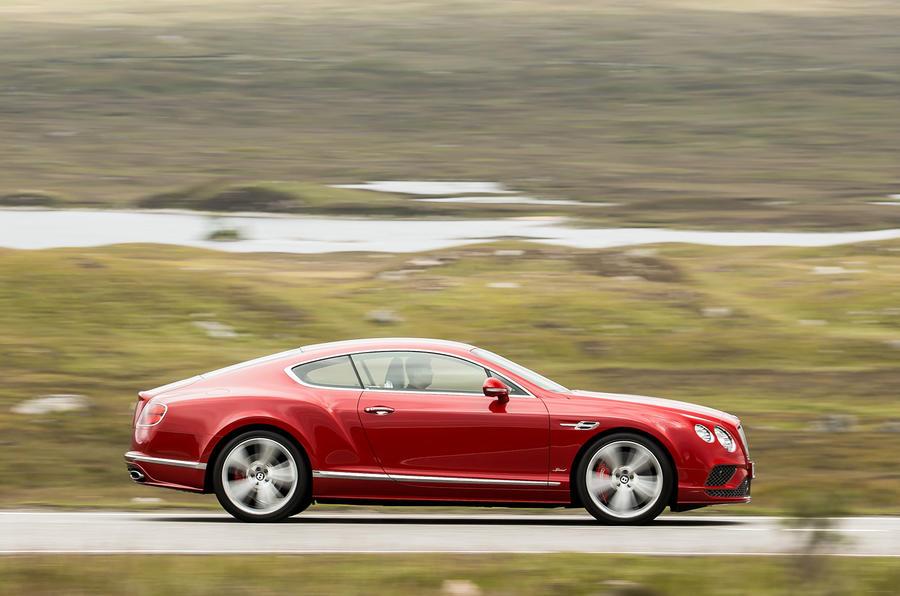 £168,300 Bentley Continental GT Speed