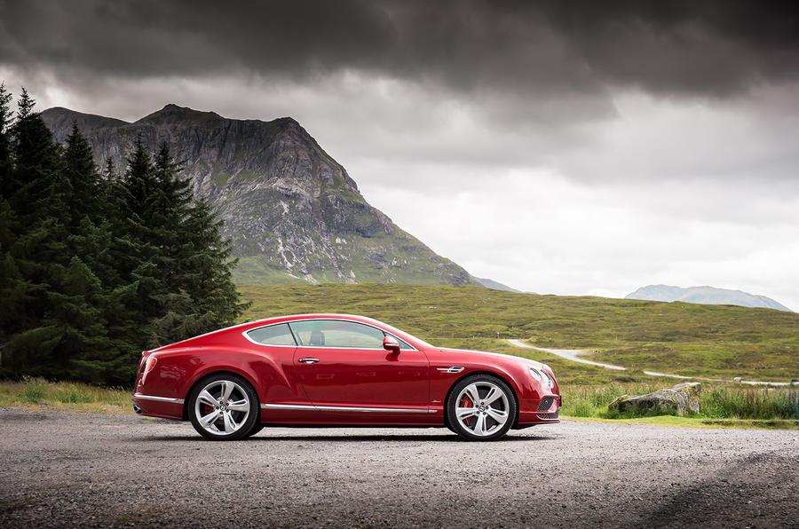 626bhp Bentley Continental GT Speed