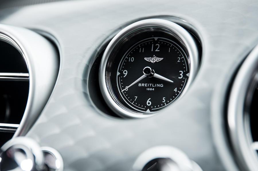 Bentley Continental GT Speed watch