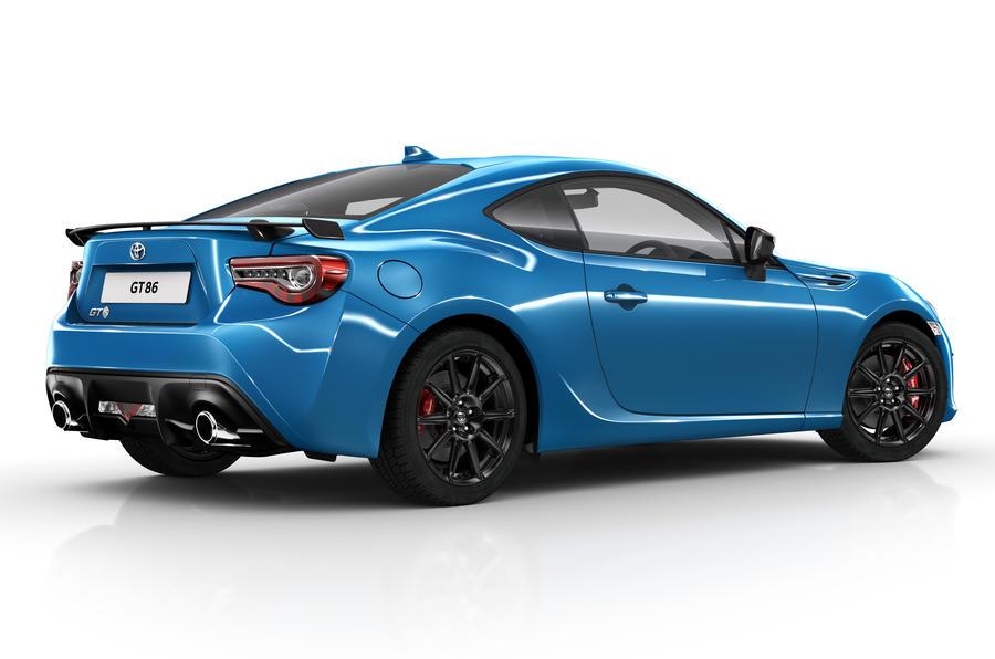 Toyota GT86 Club Series Blue Edition