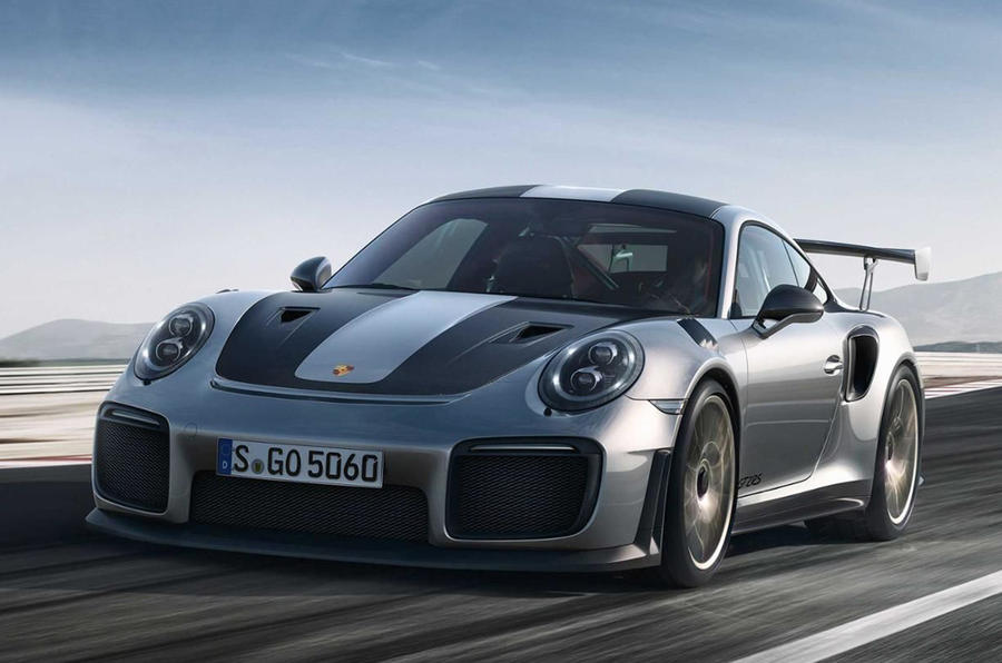 700bhp Porsche 911 GT2 RS - pictures leak ahead of Goodwood debut
