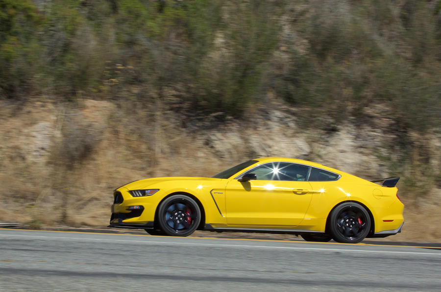 £58,000 Ford Shelby GT350R Mustang