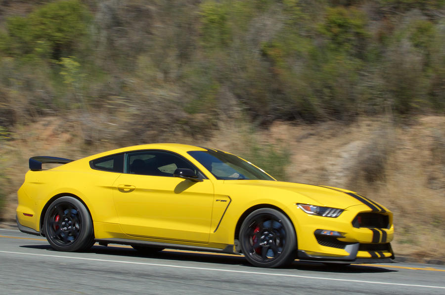 526bhp Ford Shelby GT350R Mustang
