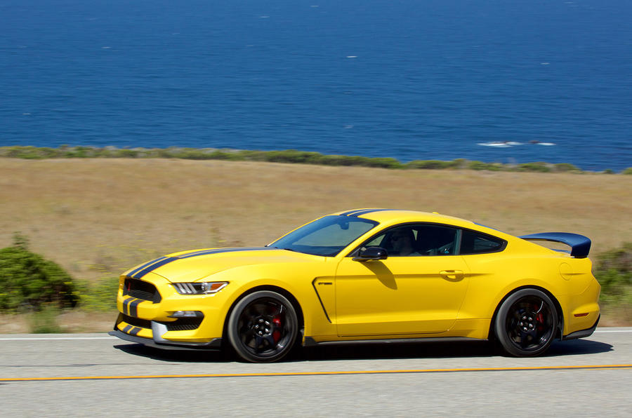 4.5 star Ford Shelby GT350R Mustang