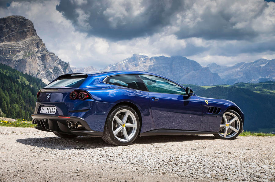 2016 Ferrari Gtc4 Lusso Review And Video Review Autocar