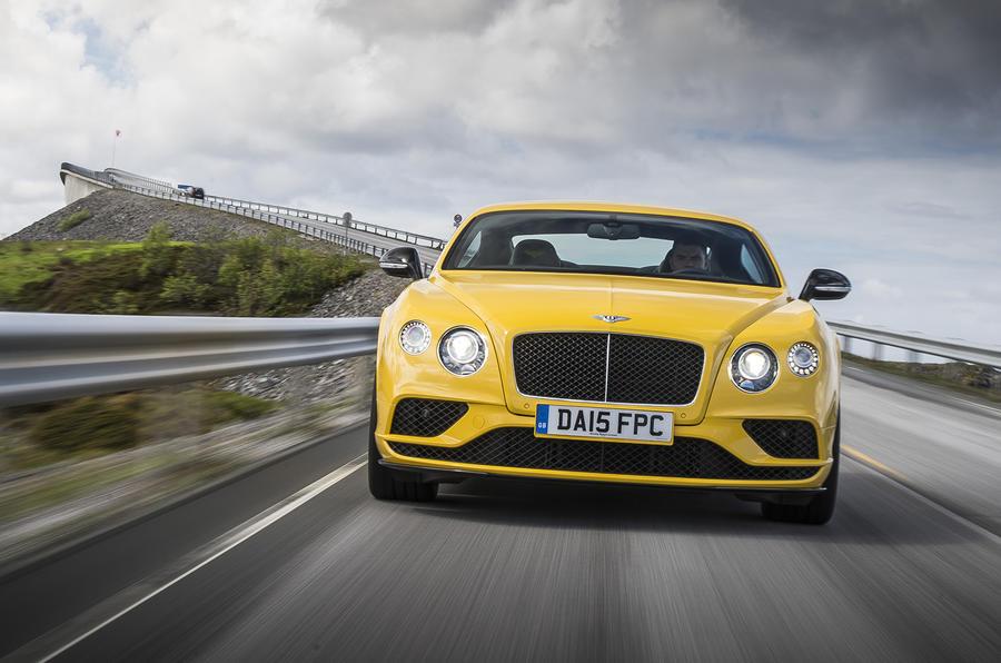 £149,800 Bentley Continental S V8