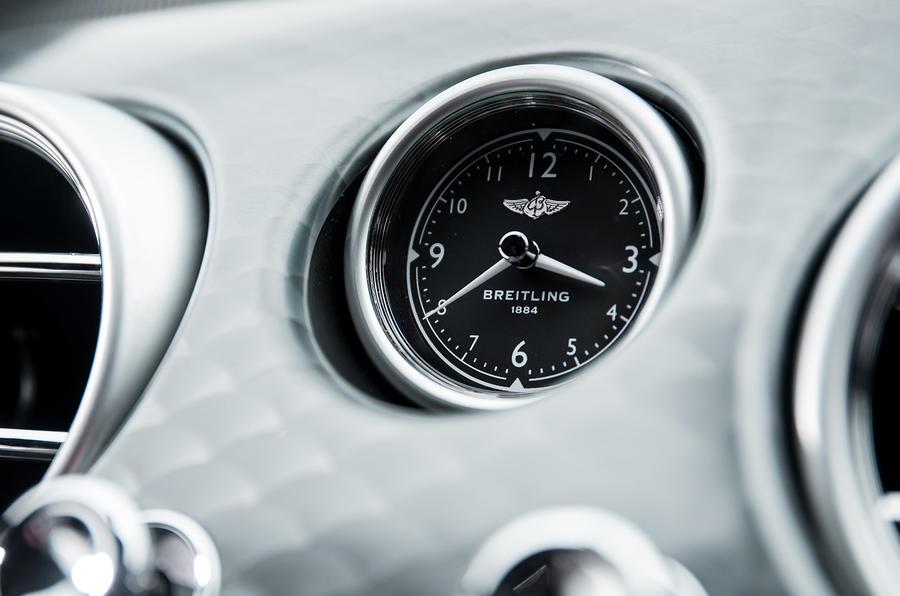 Bentley Continental GT watch