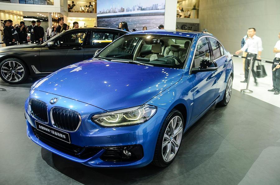 2016 - [BMW] Série 1 Sedan [F52] - Page 9 Guangzhou-autoa-show-2016-0276