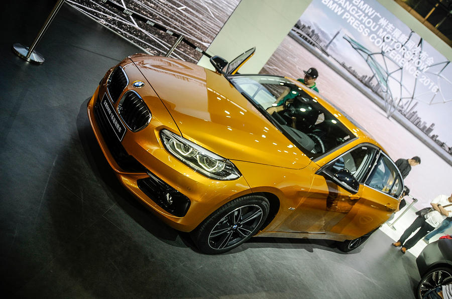 2016 - [BMW] Série 1 Sedan [F52] - Page 9 Guangzhou-autoa-show-2016-0277