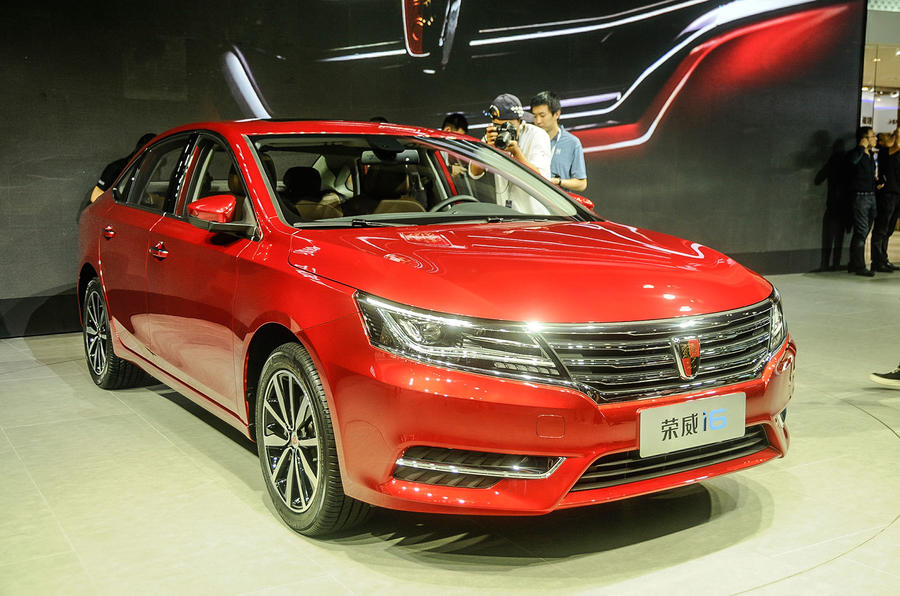 Plug In Hybrid Suv >> New Roewe i6 to become next-generation MG 6 | Autocar