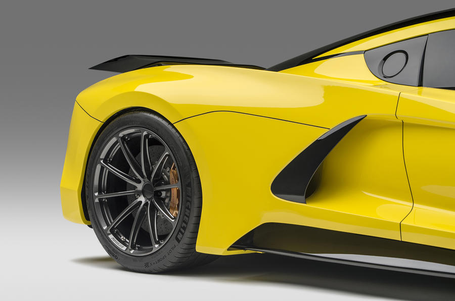 New 1600bhp 300mph-plus Hennessey Venom F5 revealed