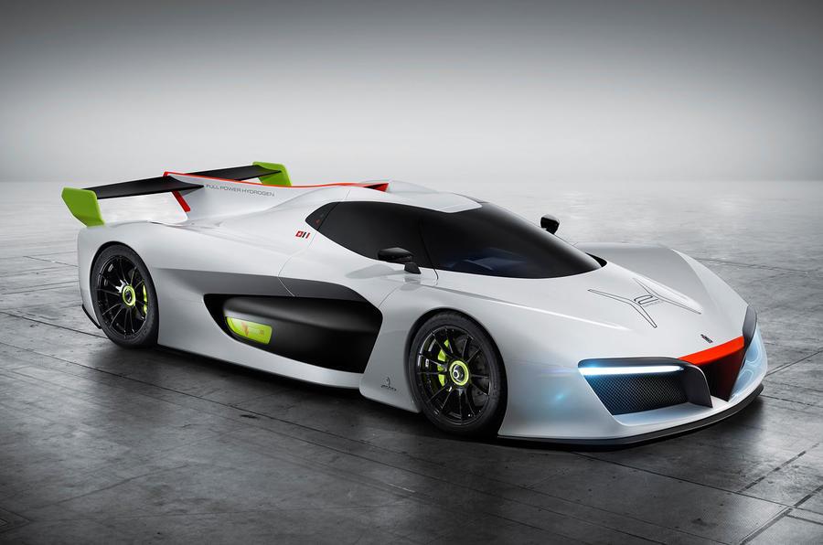 h2 speed concept