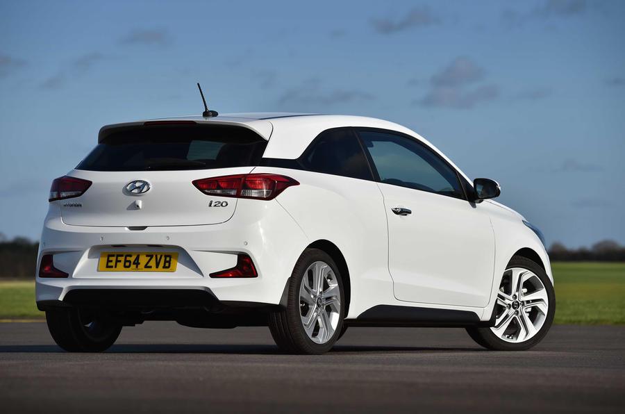 Hyundai I20 Reviews >> 2015 Hyundai i20 Coupe - prices and specs | Autocar
