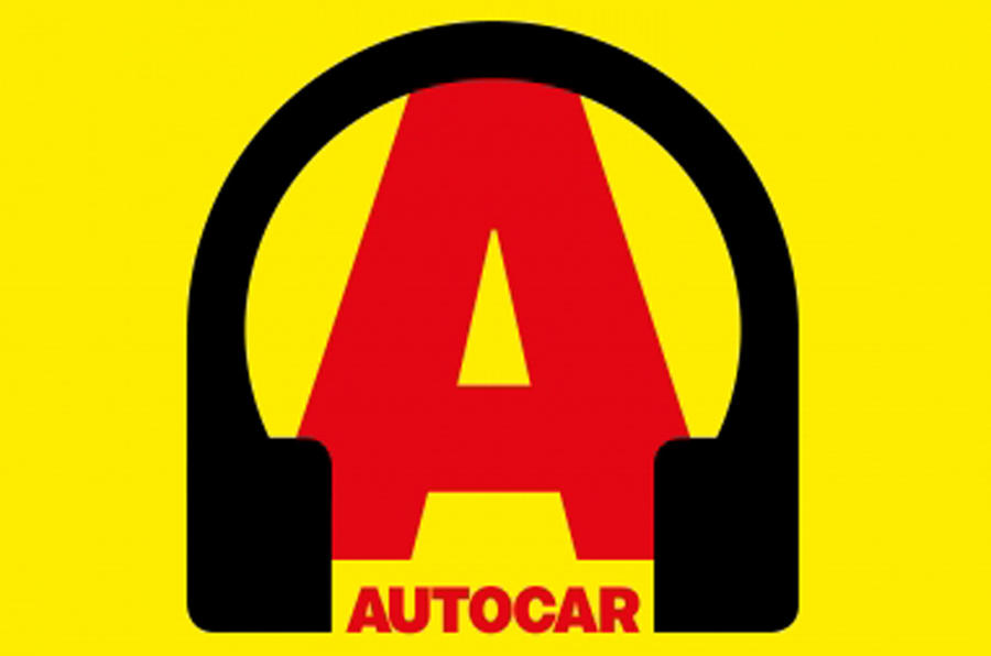 Autocar podcast logo